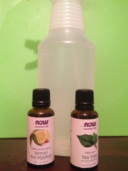 Natural Disinfecting Spray